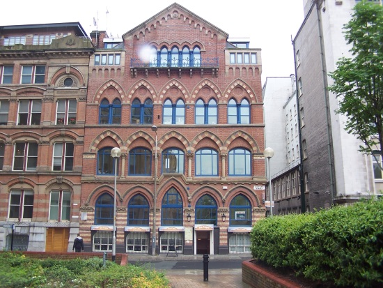 Refurbished Victorian Building Provides Liverpool Office Space