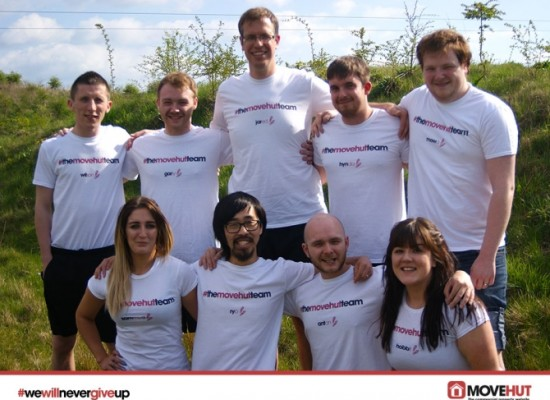 Movehut-tackles-Great-Manchester-Run-for-Charities