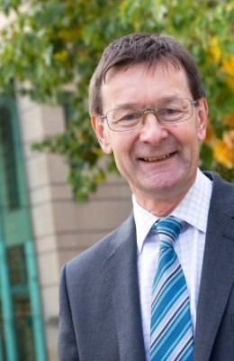 Retiring: Bill Naylor, founder of Naylors Chartered Surveyors