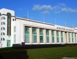 An Inside look into The Hoover Building