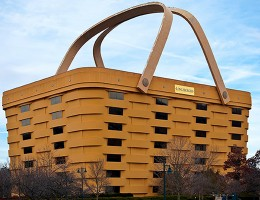A True Basket Case of a Building