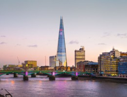 The Shard Building Three Years On