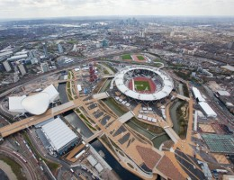 London's Queen Elizabeth Olympic Park