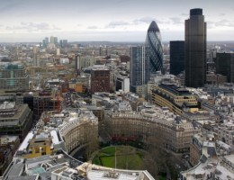 UK Commercial Property Rents Down for a Full Quarter