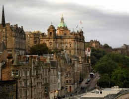 Commercial Property Returns in Scotland Down in Second Quarter