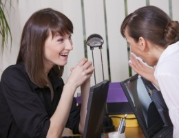 Are some People more Prone to Office Gossip than Others?