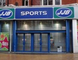 Shares Suspension at JJB Sports puts Workers on Edge