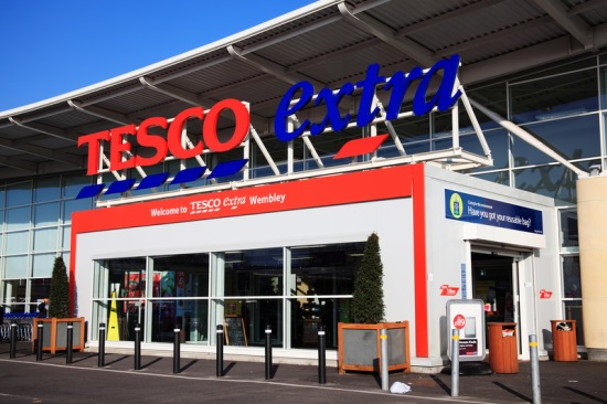 Tesco in 2012