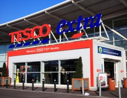 Tesco Calls Time on Retail Space Race