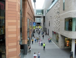 Liverpool One faces competition now Infrared have acquired Clayton Square