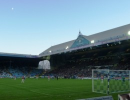 Hillsborough, home of one of Sheffield's modern day clubs,Wednesday