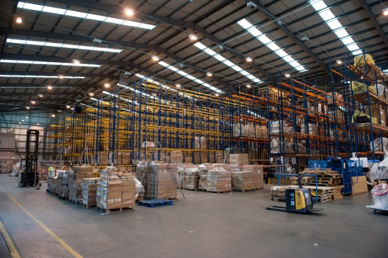 Confidence Returning To West Midlands Warehouse And