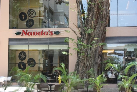 how to get a nandos loyalty card