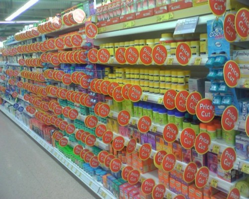 Impact of recession on tesco