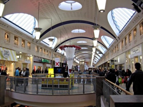 Shopping Centres In Kent Uk