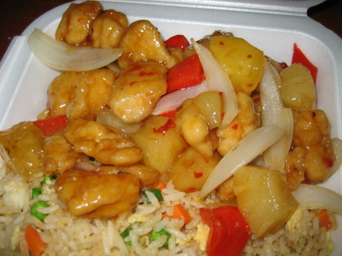 Chinese Food Harborne Take Away