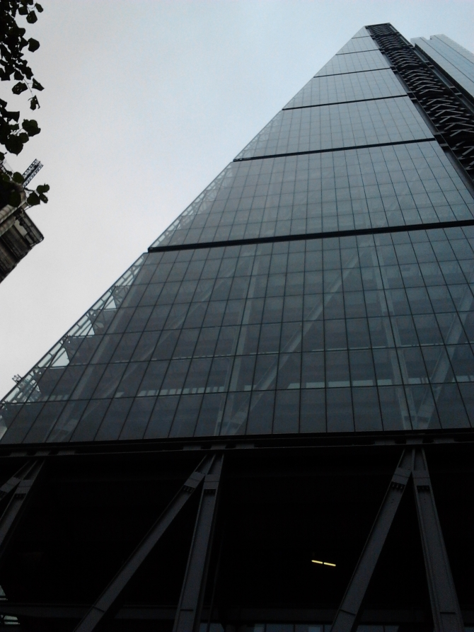 Rothesay life agrees leadenhall building terms for Building terms
