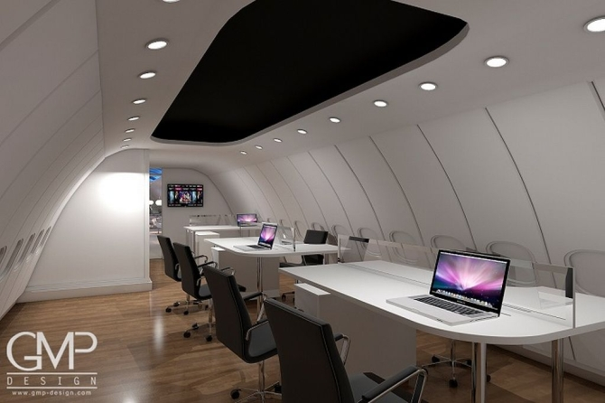 Boeing Office Plan Ready For Take Off