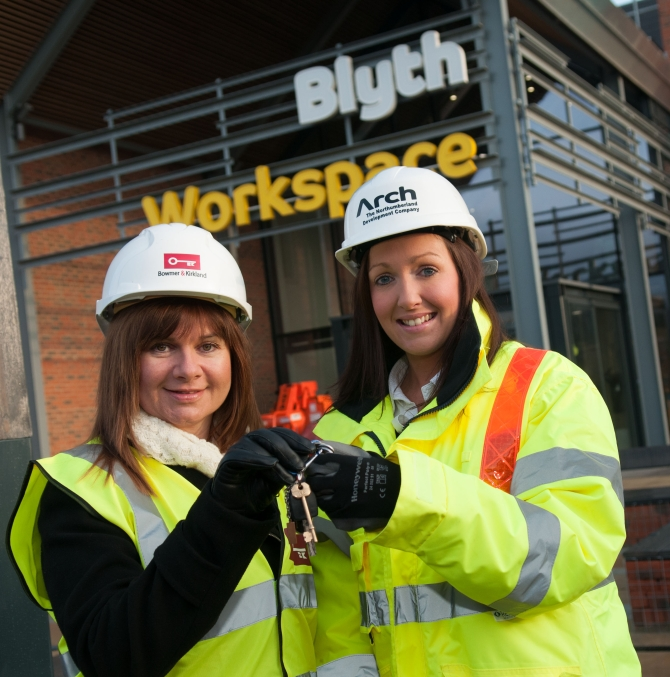 PR-Firm-to-be-Blyth-Workspaces-First-Tenant