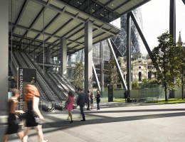 Leadenhall Building-Public Space