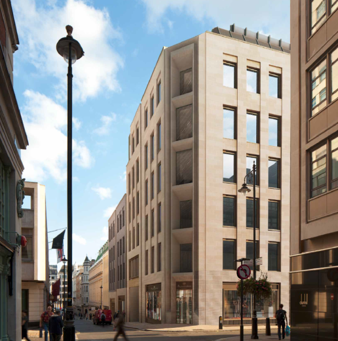 Crown Court Apartments: Crown Estate Proposes Duke's Court Scheme As St James's