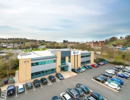 Real Estate Investors paid just under £2.5m for Castlegate House, on Dudley's Castlegate Business Park.