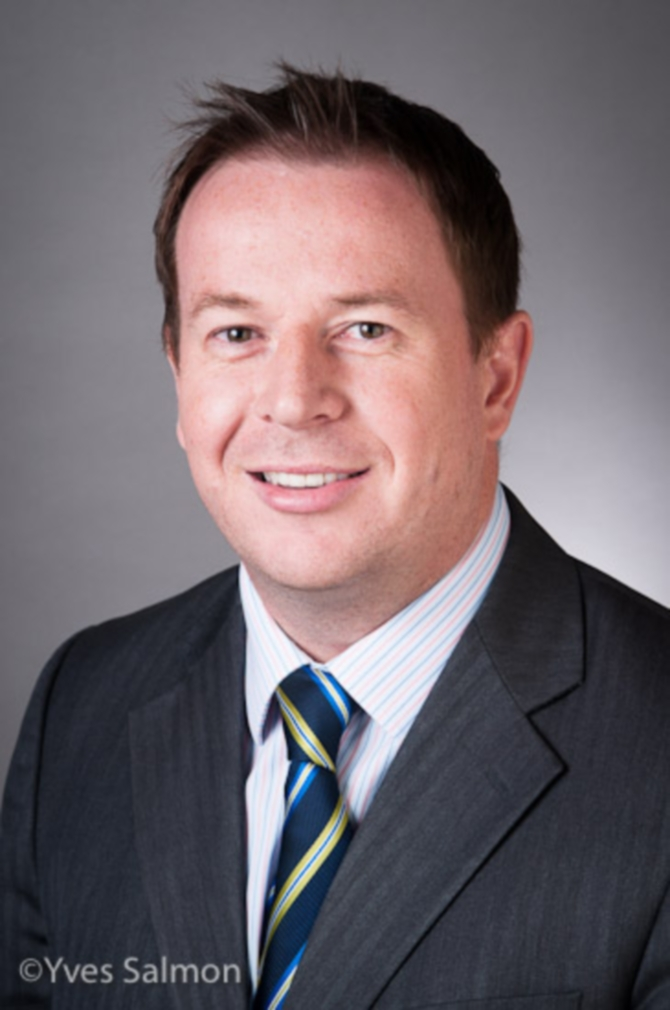 Henley Appoints Cbre Man As Chief Financial Officer