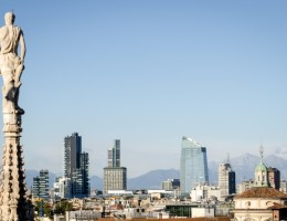 AXA investment managers completes acquisition of Milan office