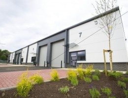 Only One Unit Remaining at North Tyneside Industrial Scheme