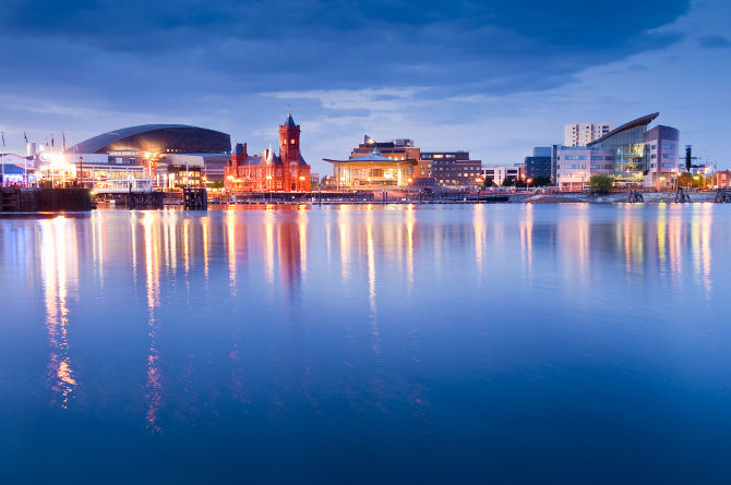 Cardiff is Hot Property for Commercial Investors