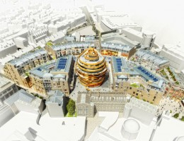 John Lewis Anchoring Edinburgh St James Development