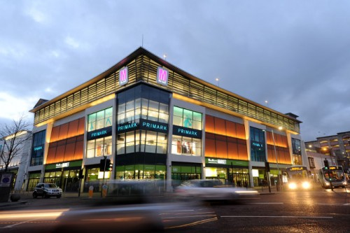 Two major brands arrive at The Mall Blackburn