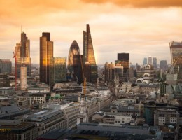 UK Commercial Property Market's Peak Reached Says CBRE