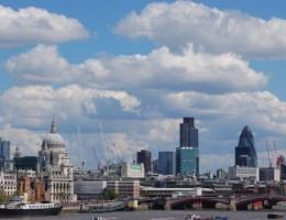 London Knocked Off Top 10 Spot for European Investment
