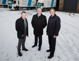New £2m Distribution Hub for Godfrey Syrett Opens