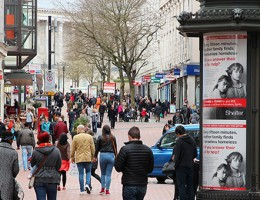 Midlands Retail Sector Sees Landmark Year