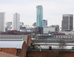 Overseas investment contributed £335m to Birmingham office