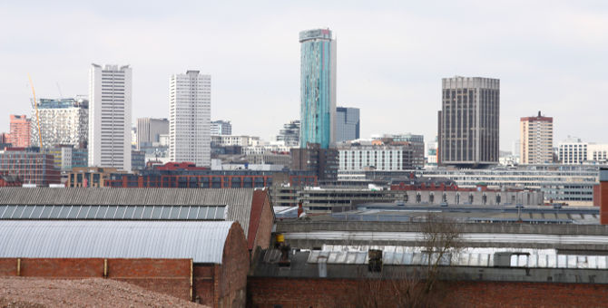Overseas Investment Contributed £335m to Birmingham Office Market