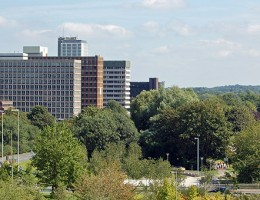 Record Office Take Up in Basingstoke Shows Sector's Appeal