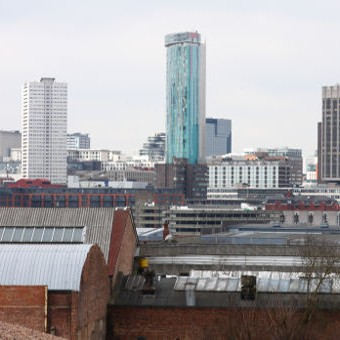 Birmingham office market take up surpasses record