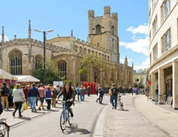 Is cambridge the right place for your business?