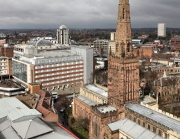 West Midlands achieves record inward investment