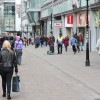 Uk high street takes biggest hit in April since 2008