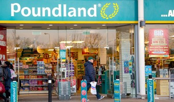 Poundland could see a takeover bid by Steinhoff