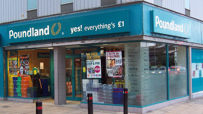 Pep & Co clothing to launch in poundland stores across the UK