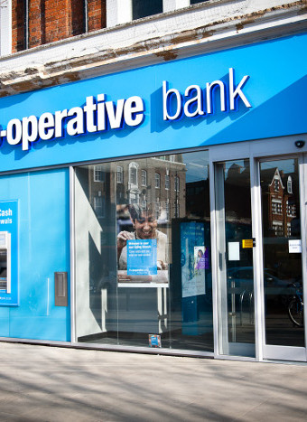 For sale The Co-op Bank