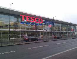 Tesco-building