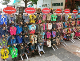 Havaianas to open a pop up store at Leicesters Highcross shopping centre