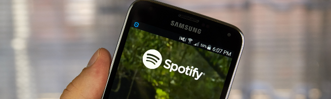 Spotify in £1.18bn copyright lawsuit