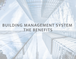 Building Management System Benefits
